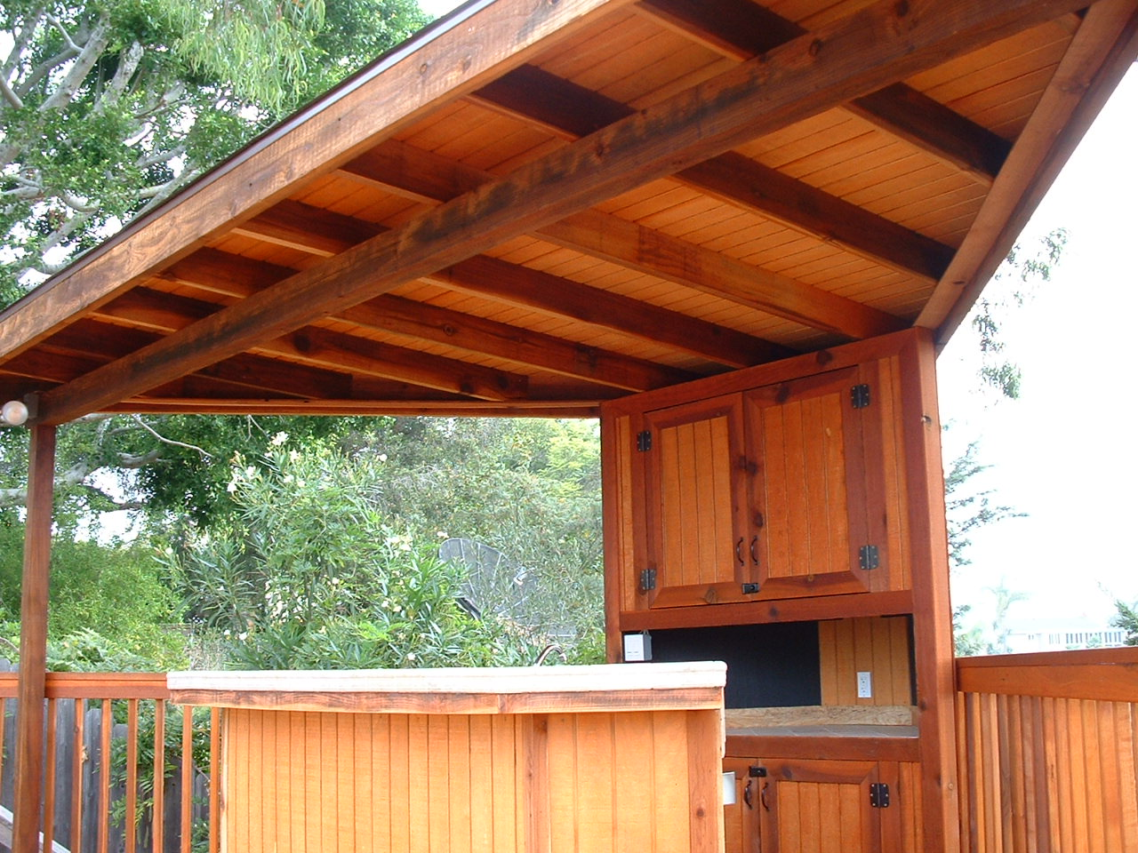 Patio Covers San Diego Decks Custom Deck Builders In